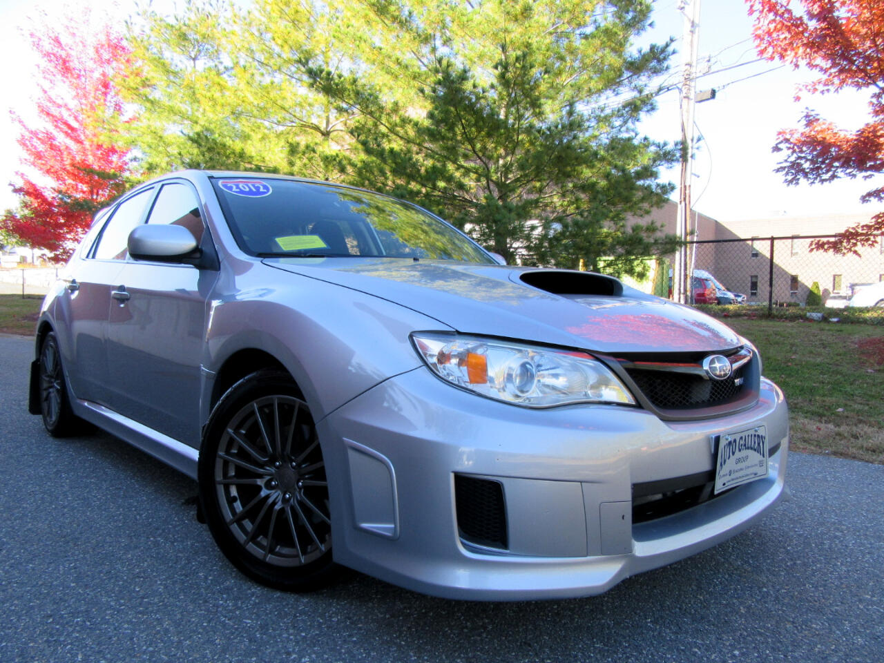 2012 Subaru Impreza Wagon WRX 5dr Man WRX