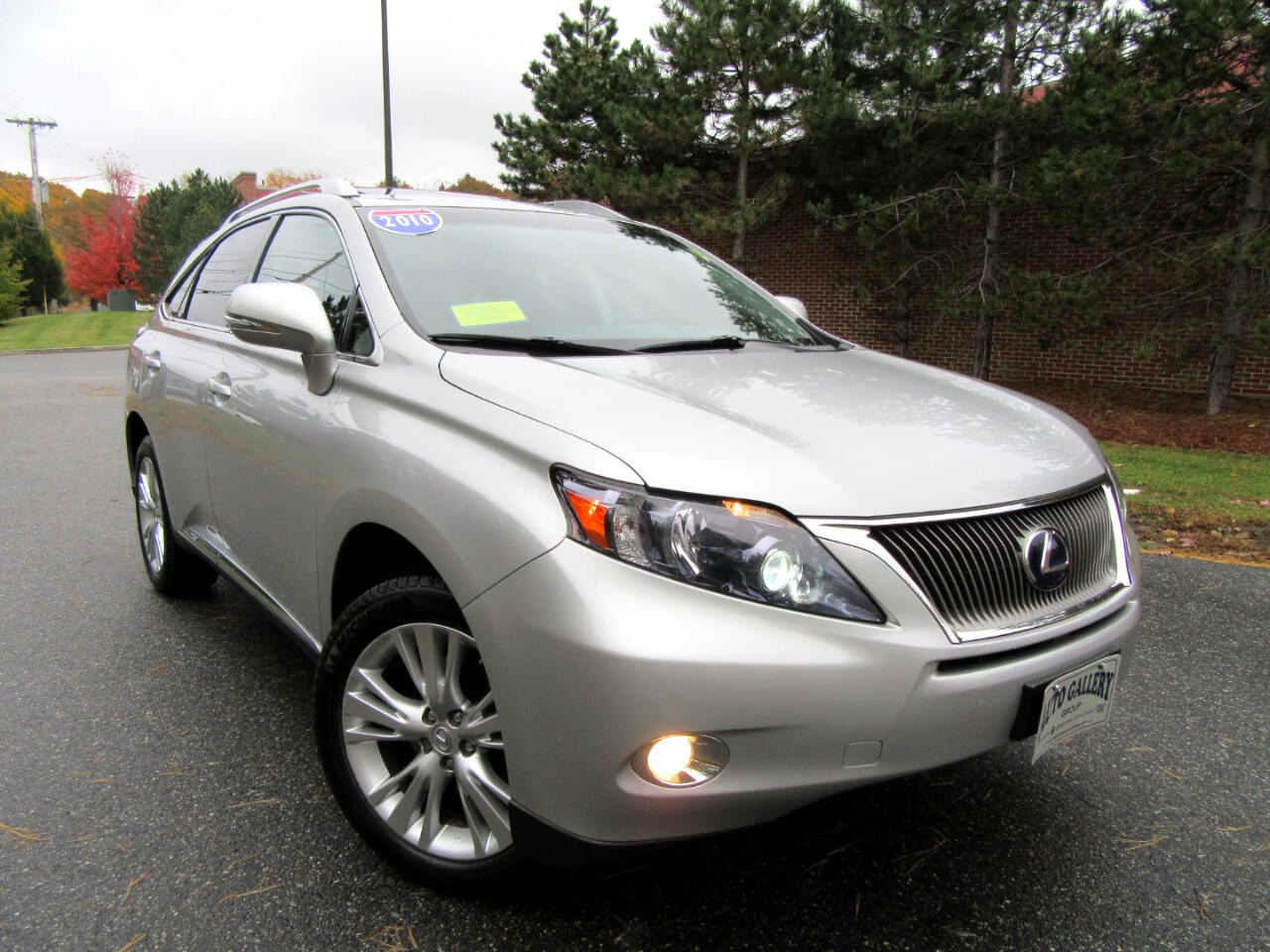 2010 Lexus RX 450h AWD 4dr Hybird Navigation Backup Camera