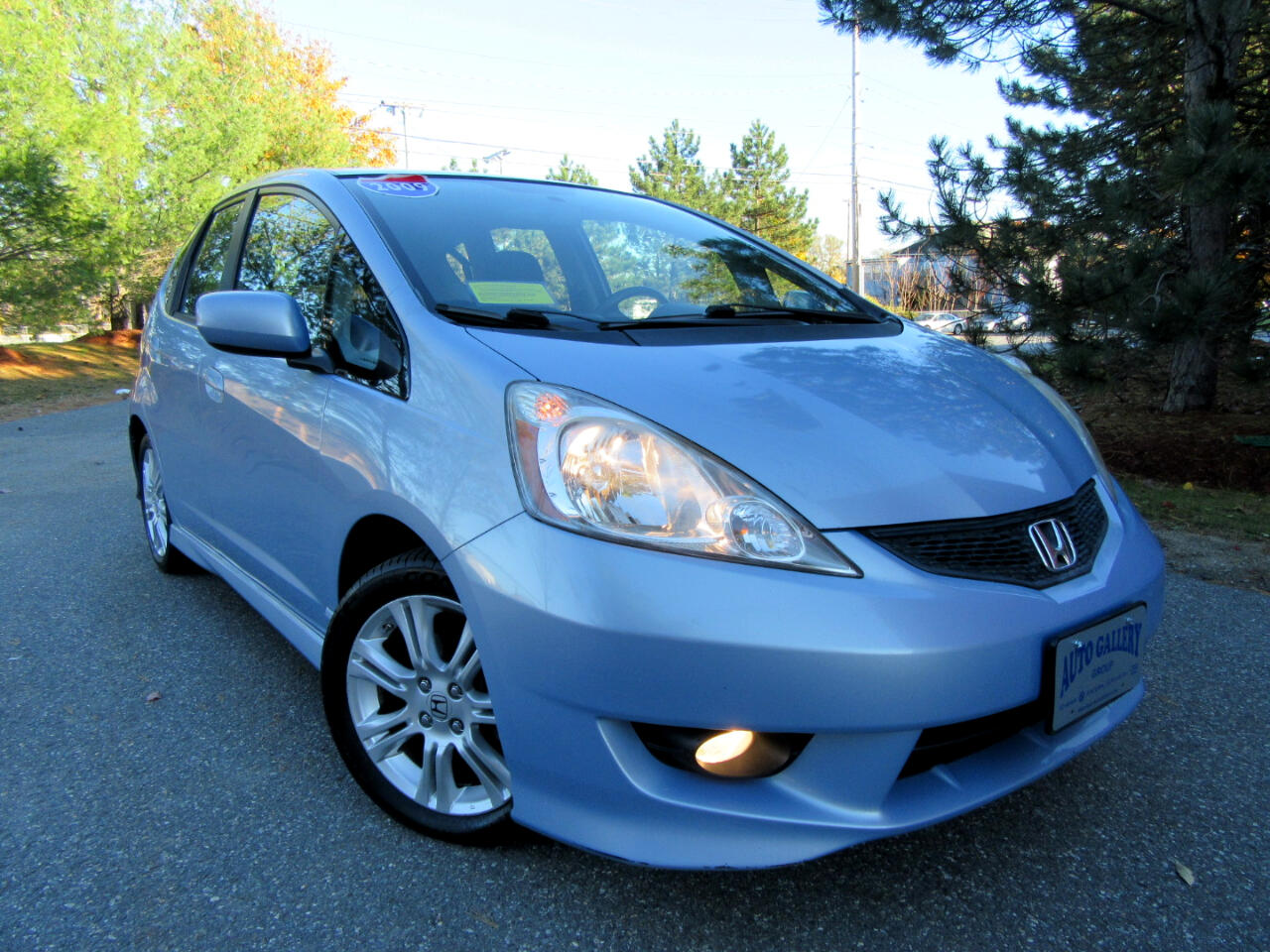 2009 Honda Fit 5dr HB Man Sport