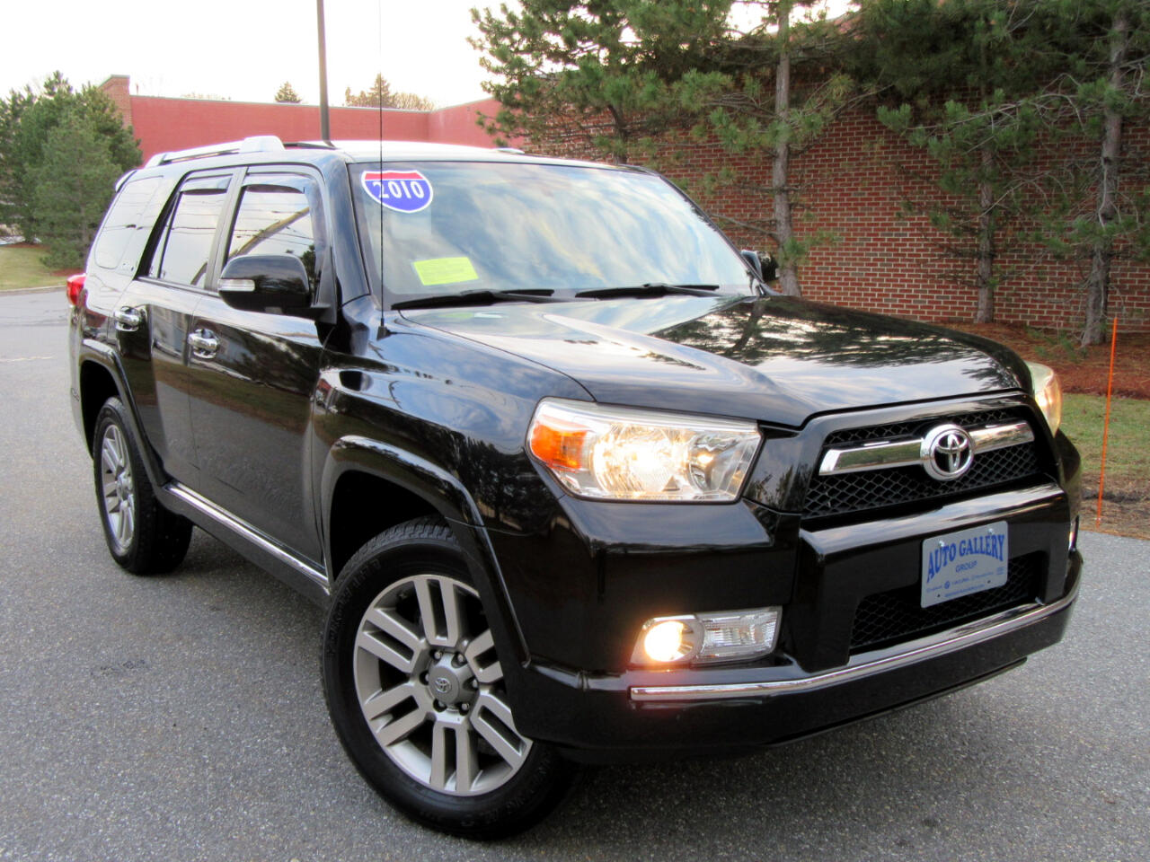 2010 Toyota 4Runner 4WD 4dr V6 Limited (Natl)