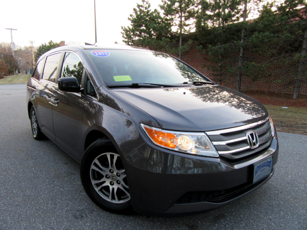 2013 Honda Odyssey 5dr EX-L Leather Moon Roof Backup Camera
