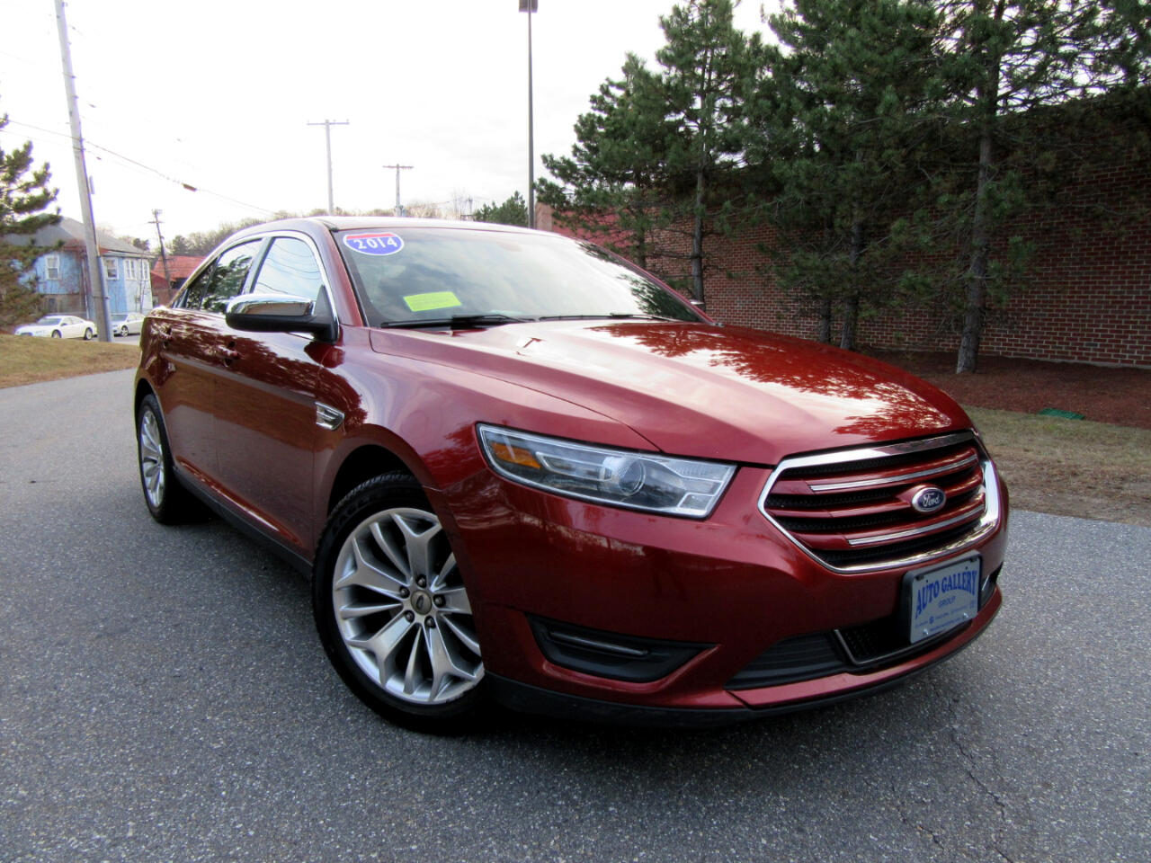 2014 Ford Taurus 4 dr Sdn Limted FWD Navigation