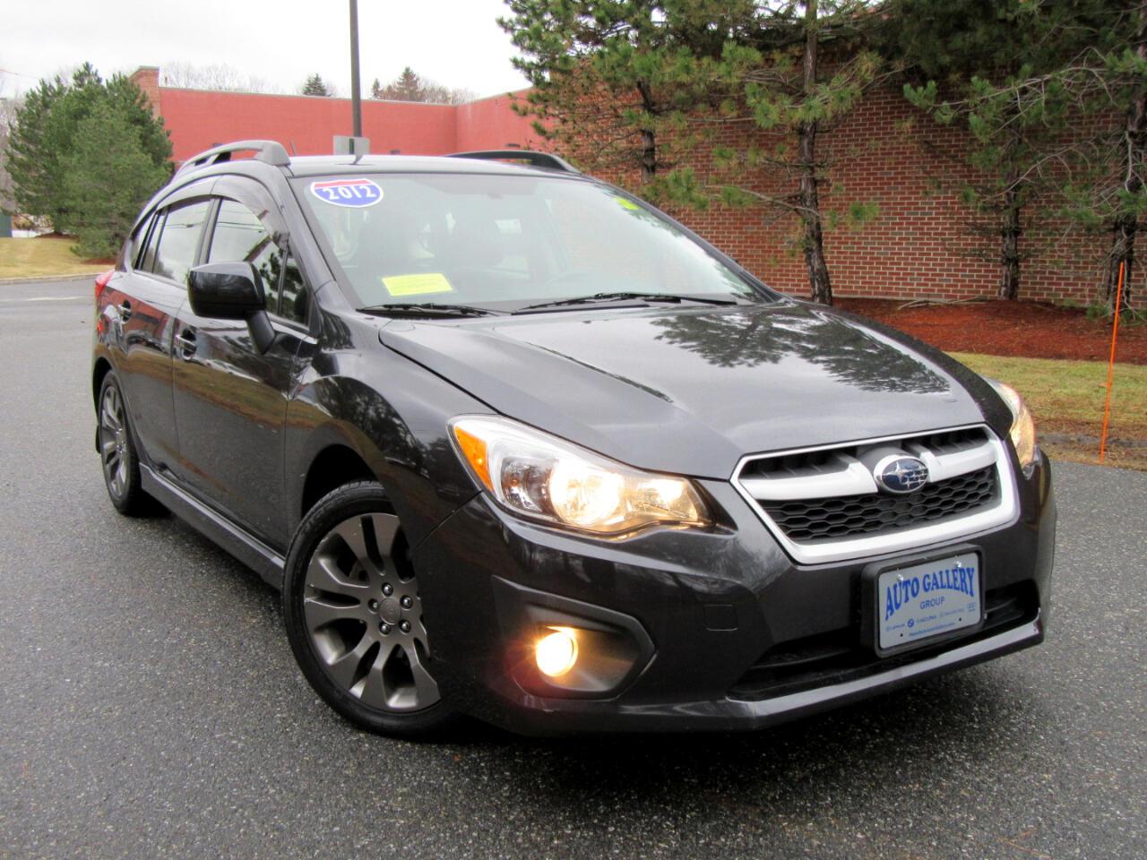 2012 Subaru Impreza Wagon 5dr Auto 2.0i Sport Limited