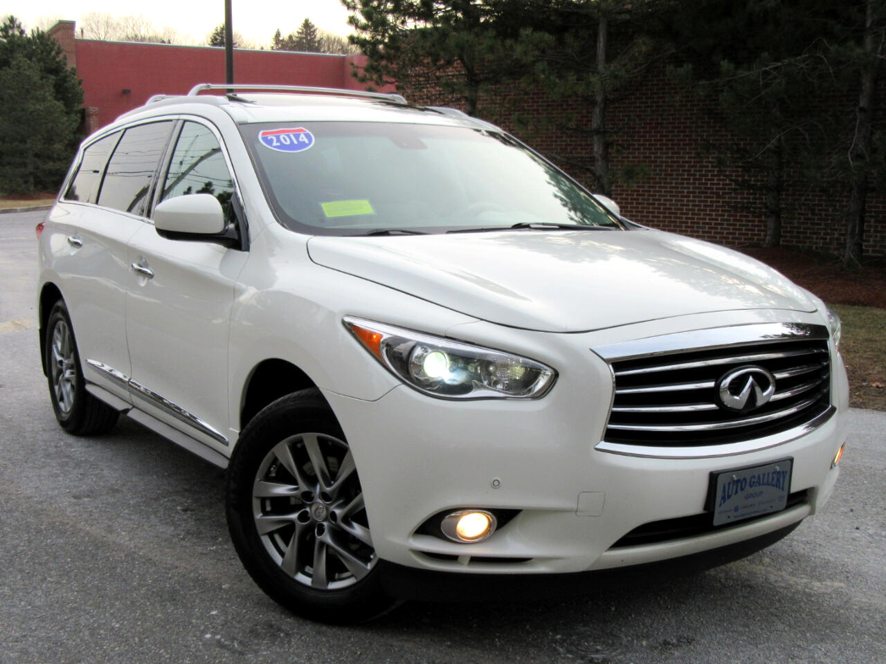 2014 Infiniti QX60 AWD 4dr NAVIGATION DVD ENTERTAINMENT
