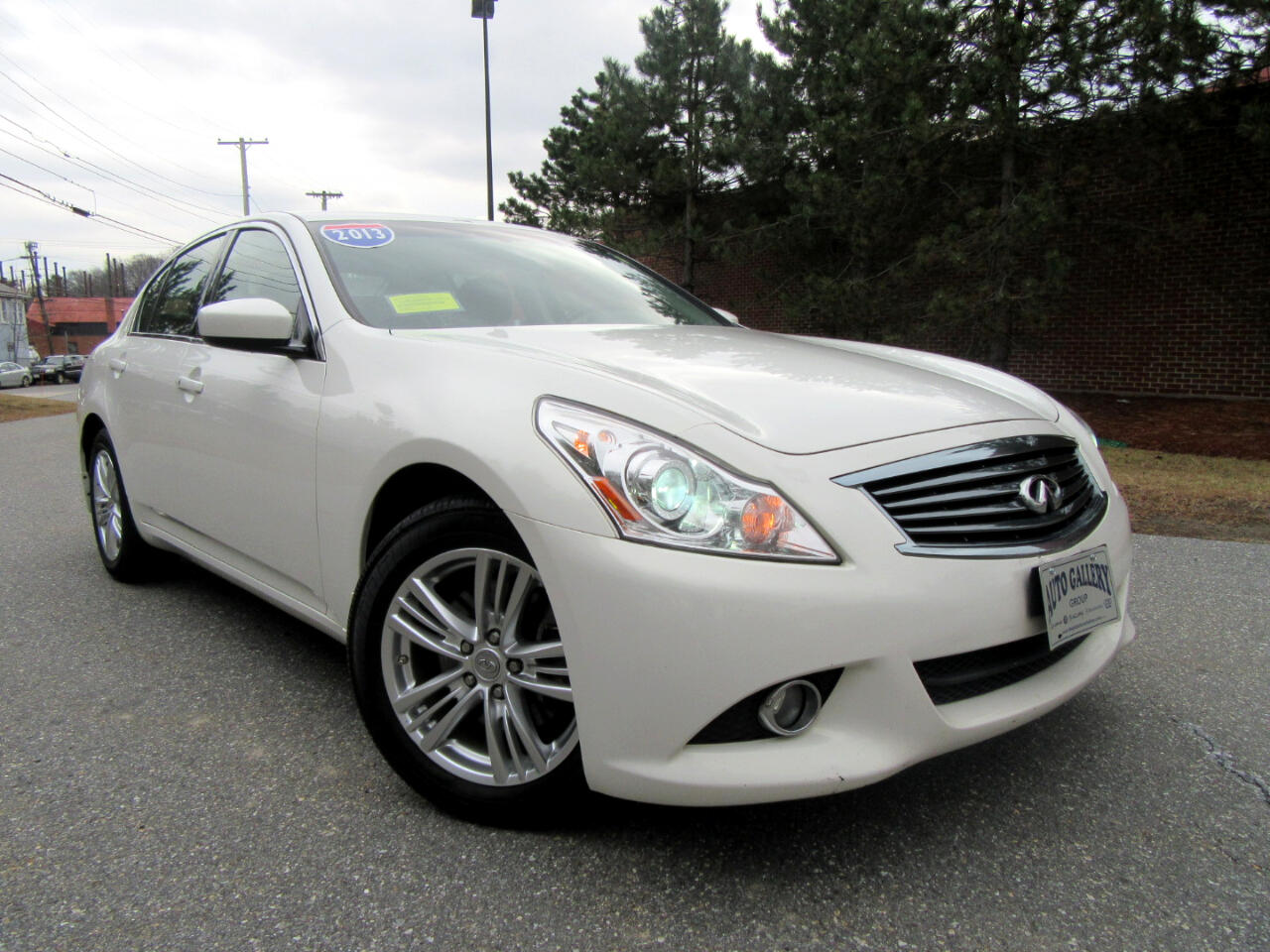 2013 Infiniti G37 Sedan 4dr x AWD NAVIGATION BACKUP CAMERA