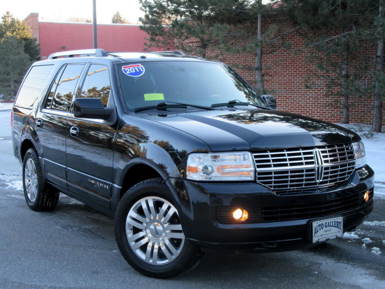 2011 Lincoln Navigator 4WD 4dr NAVIGATION BACKUP CAMERA