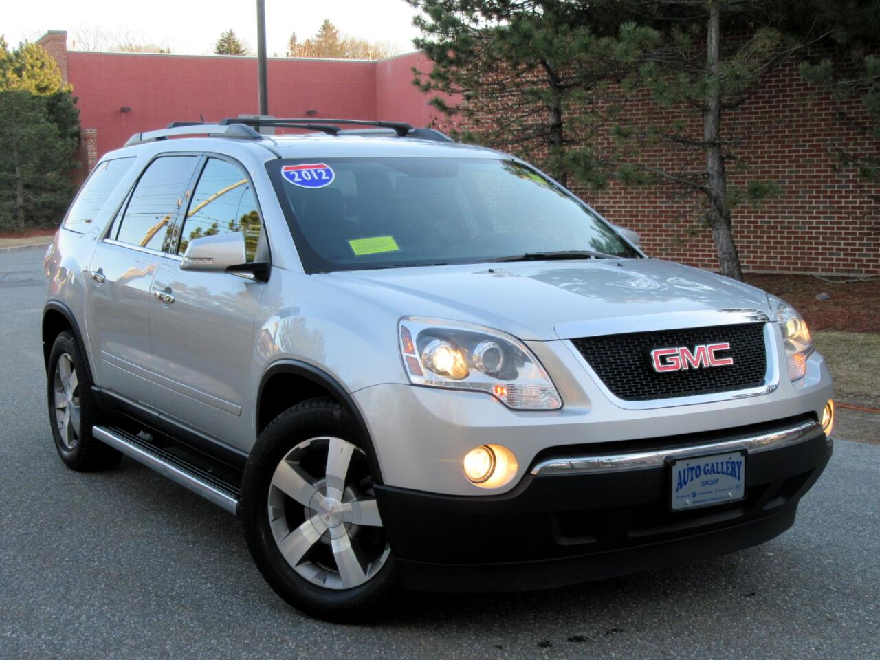 2012 GMC Acadia AWD 4dr SLT1
