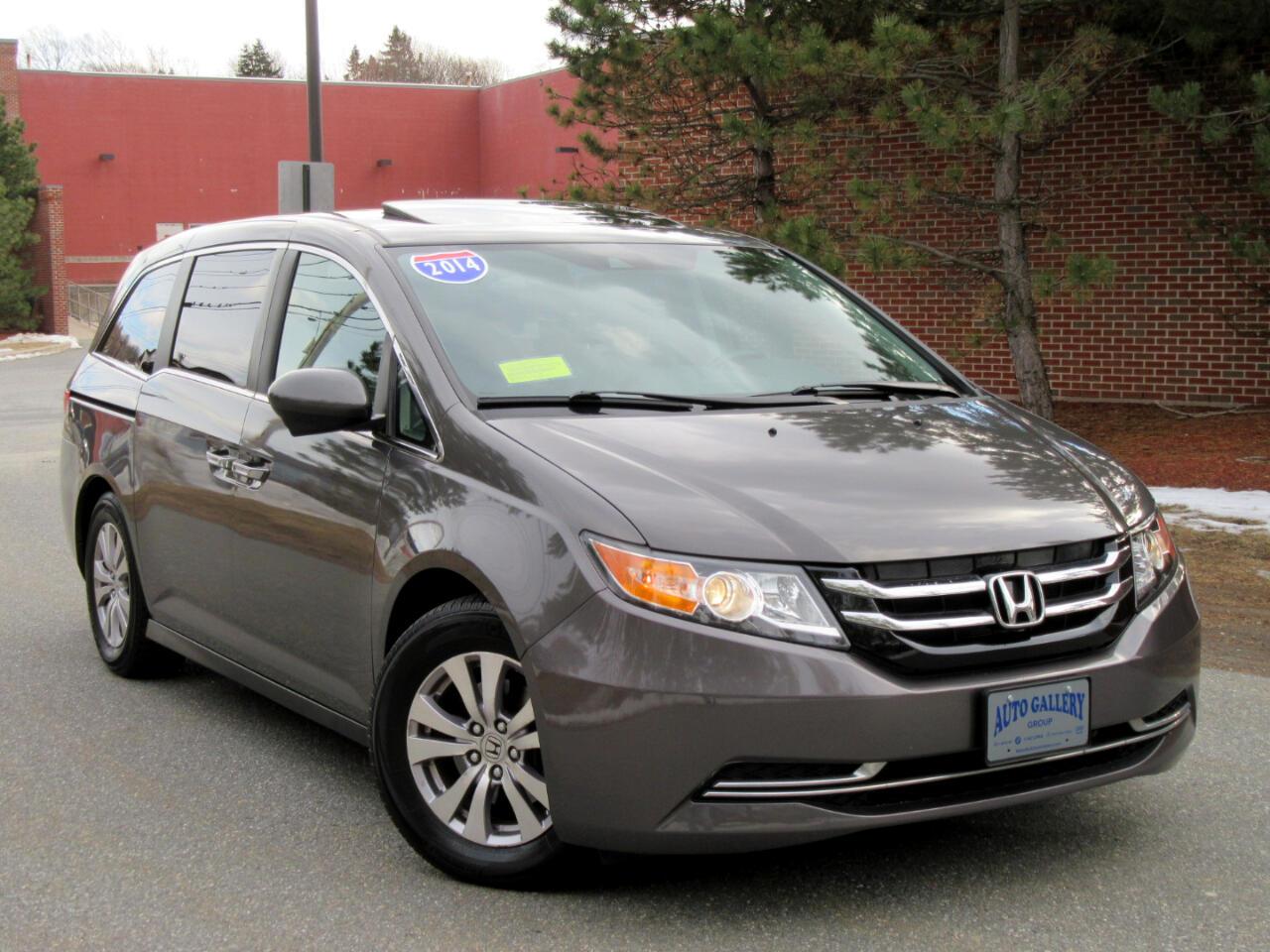 2014 Honda Odyssey 5 dr EX-L Leather Navigation Backup Camera