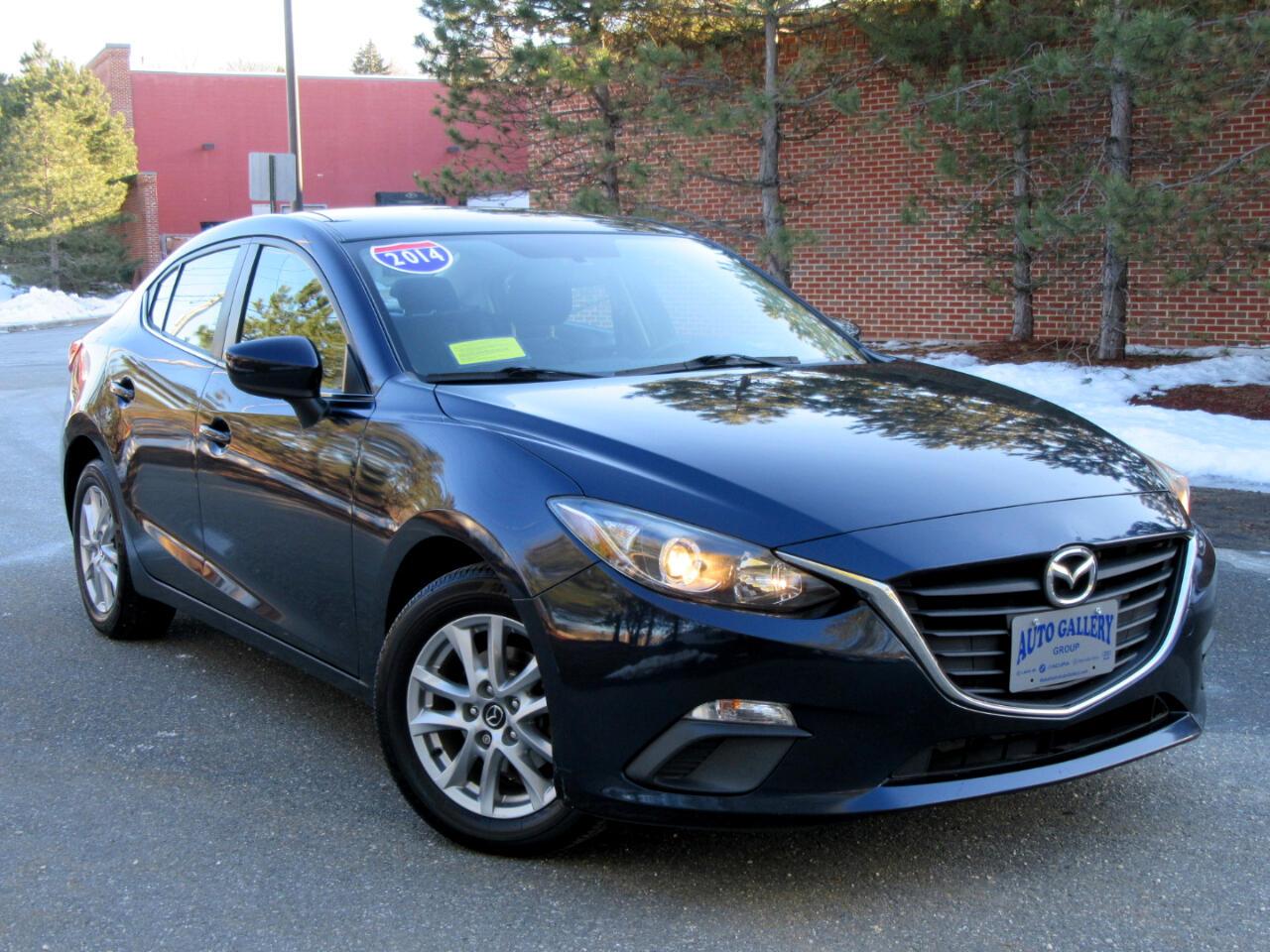 2014 Mazda MAZDA3 4dr Sdn Auto i Touring