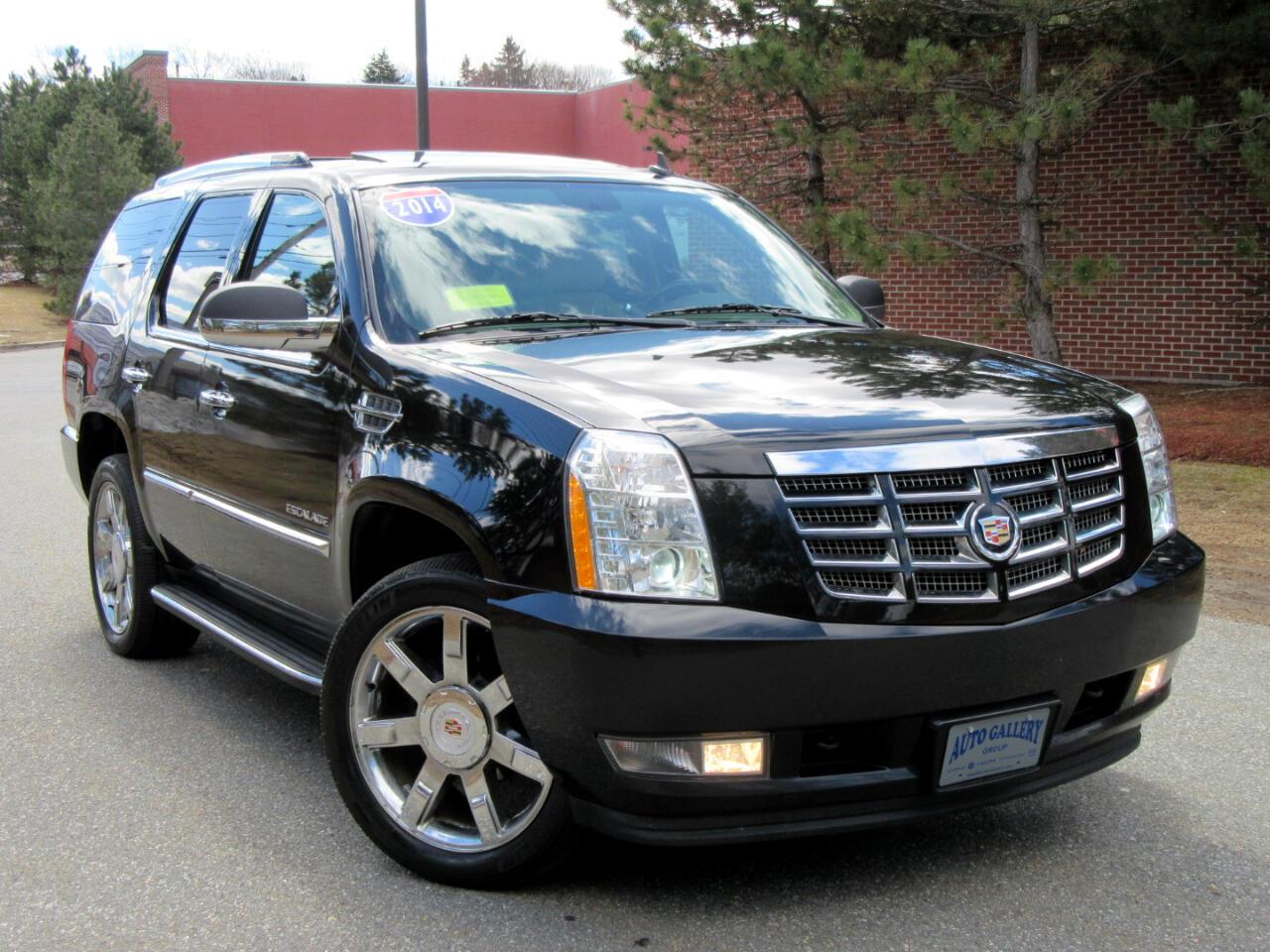 2014 Cadillac Escalade AWD 4dr Luxury Navigation DVD Entertainment