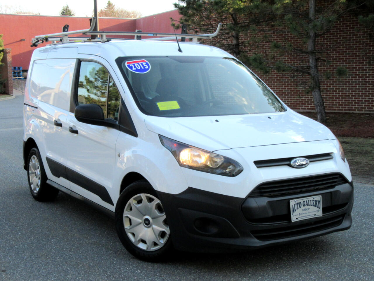ford transit connect swb xl wrear liftgate