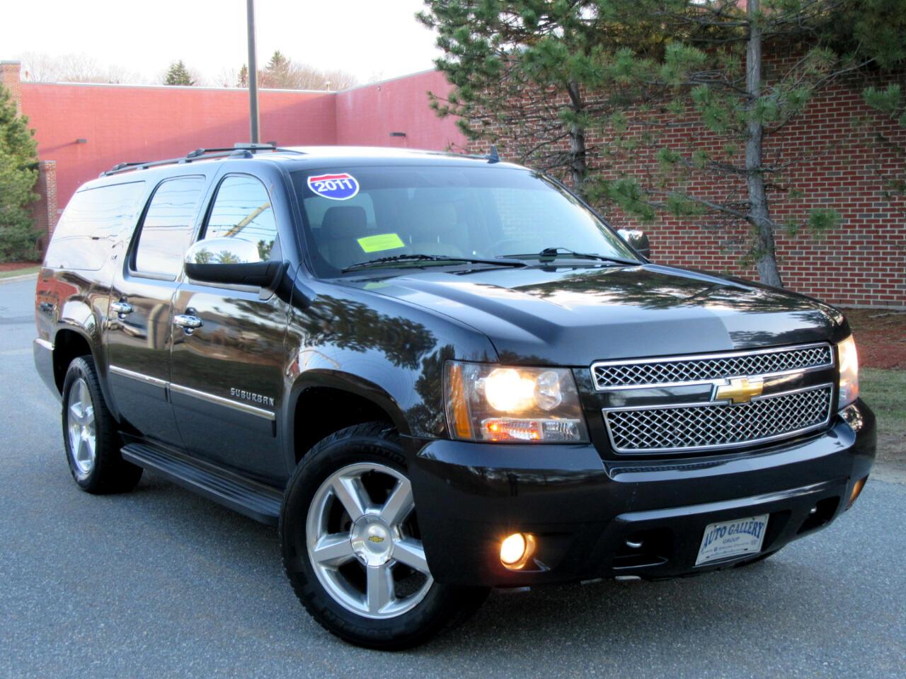 2011 Chevrolet Suburban 4WD 4dr 1500 LTZ