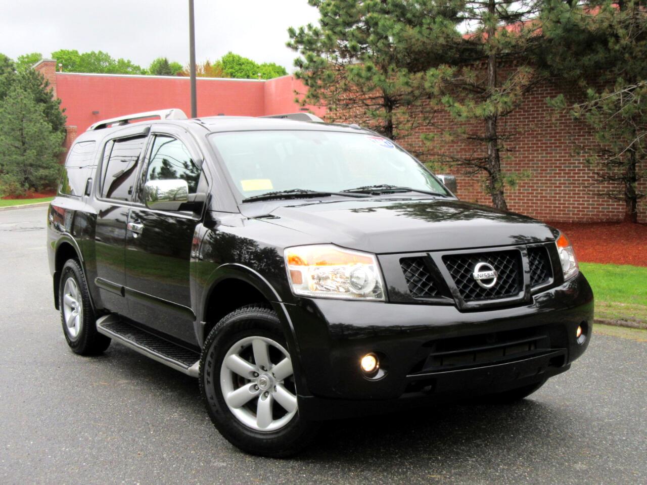 2012 Nissan Armada 4WD 4dr SV