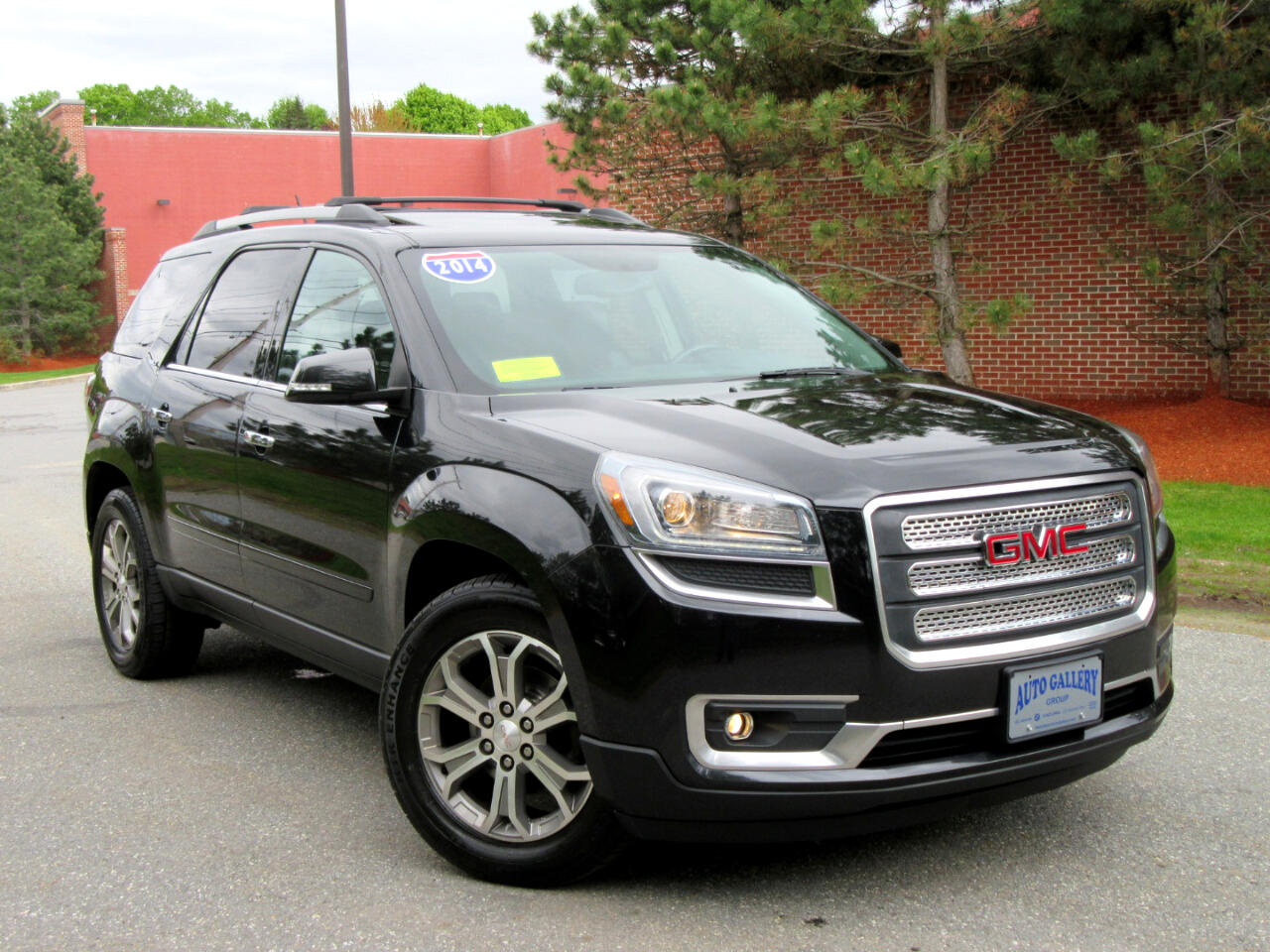 2014 GMC Acadia AWD 4dr SLT1 NAVIGATION DVD ENTERTAINMENT