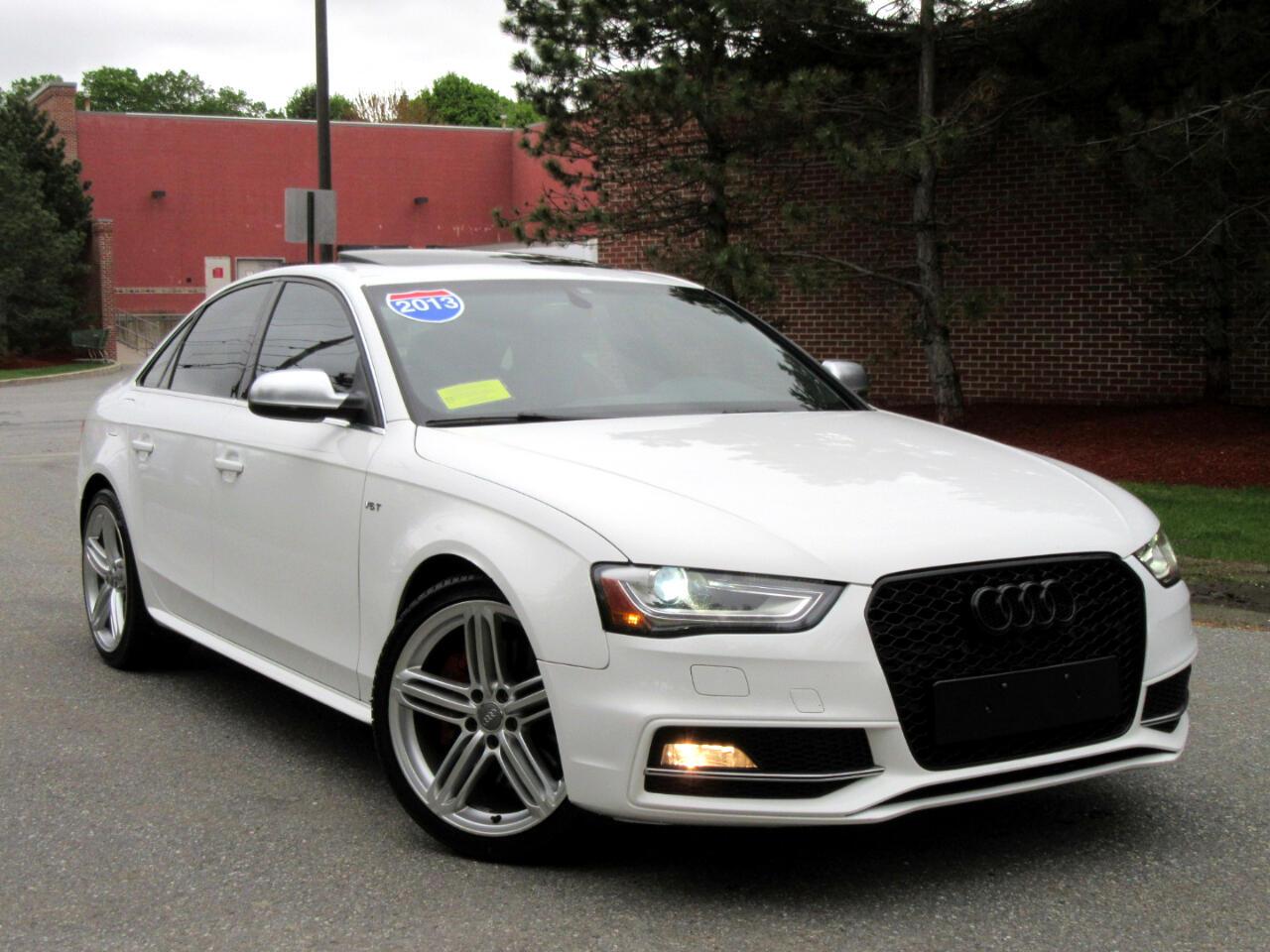 2013 Audi S4 4dr Sdn S Tronic Premium Plus