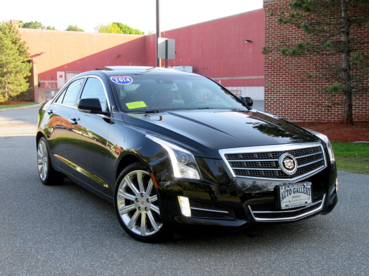 2014 Cadillac ATS 4dr Sdn 3.6L Premium AWD