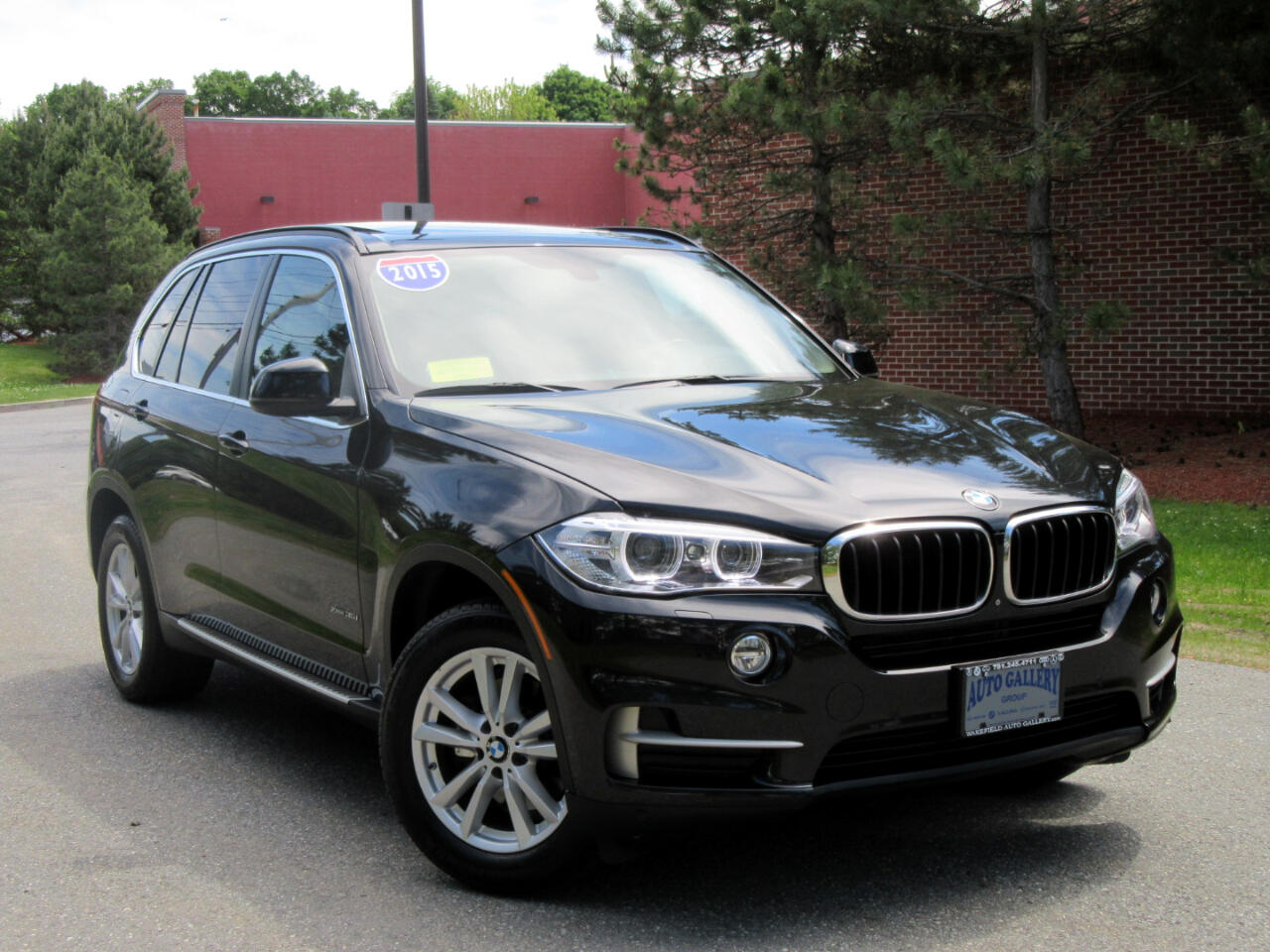 2015 BMW X5 AW 4dr xDrive35i Sport Package