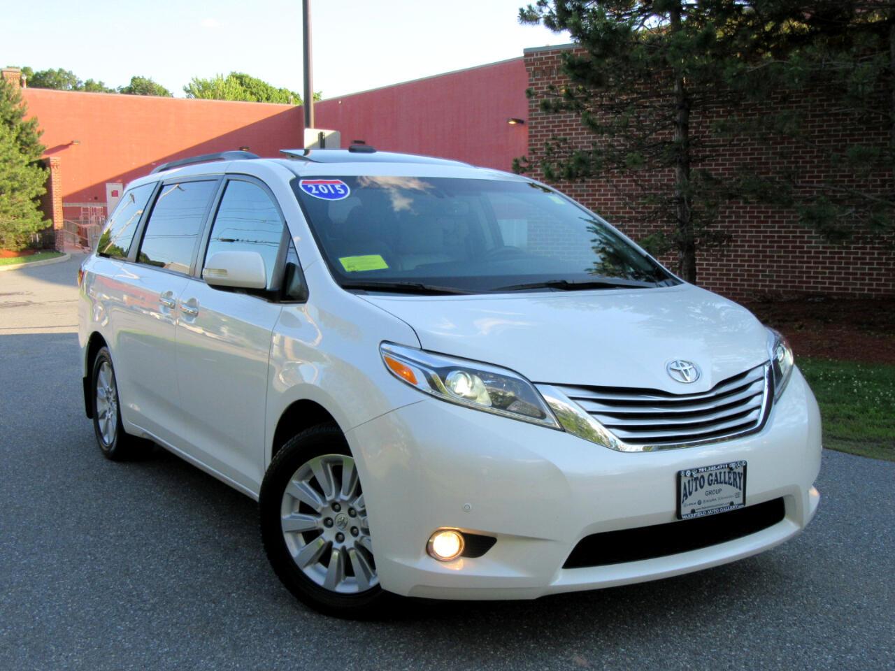 2015 Toyota Sienna 5dr 7-Pass Van Ltd Premium AWD (Natl)