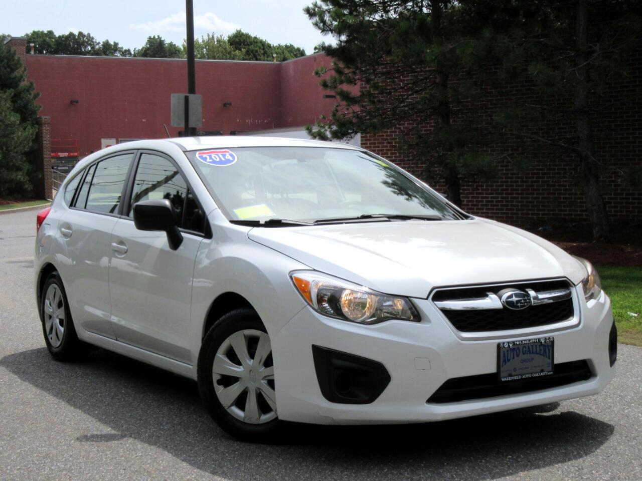 2014 Subaru Impreza Wagon 5dr Auto 2.0i