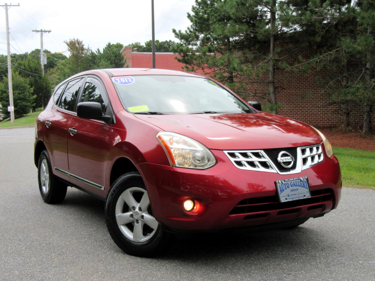 2012 Nissan Rogue AWD 4dr Special Edition Backup Camera