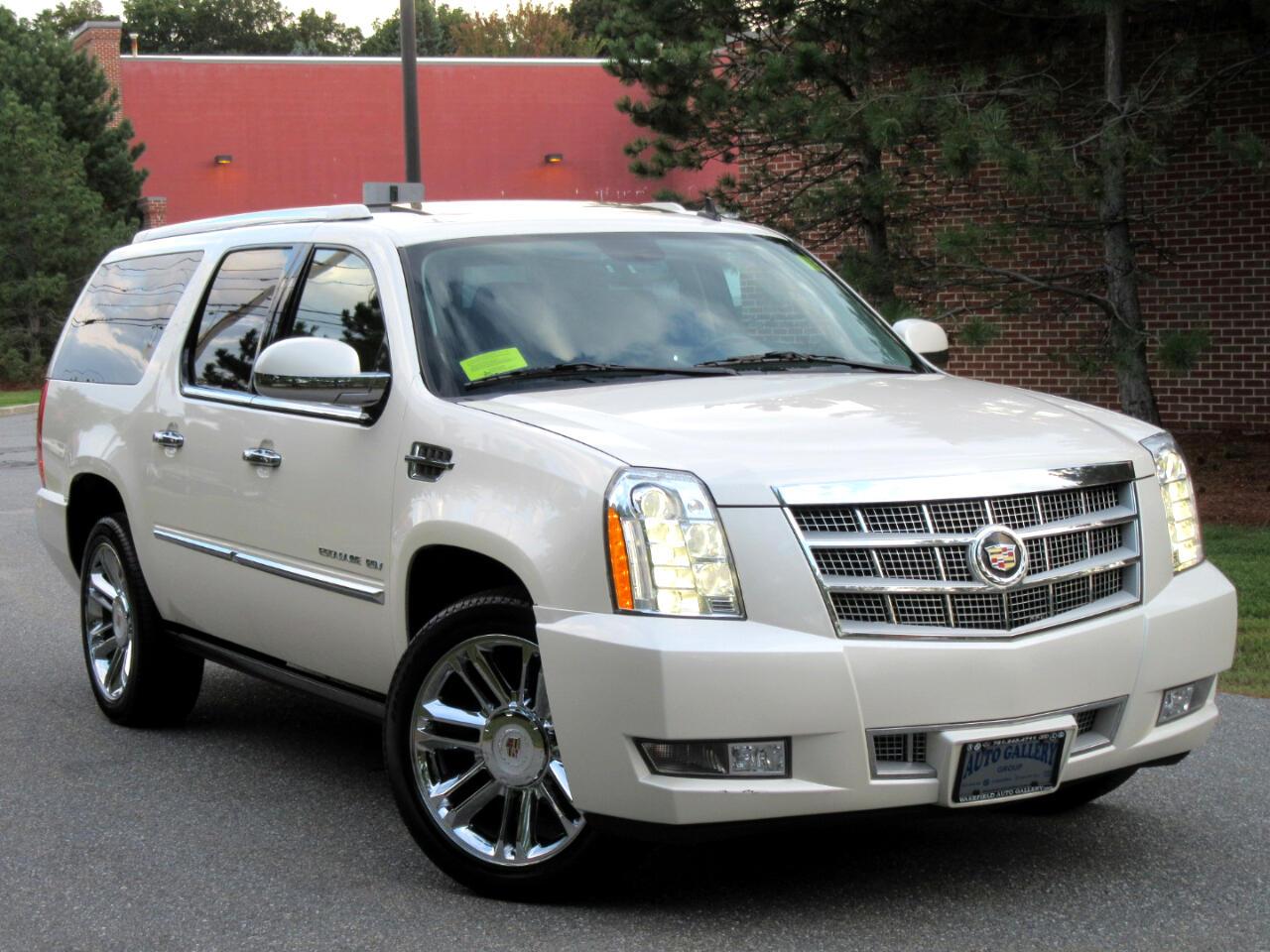 2013 Cadillac Escalade ESV AWD 4dr Platinum Edition