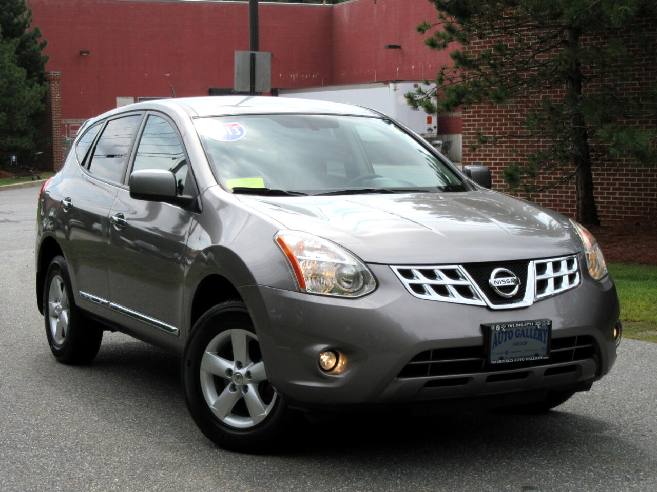 2013 Nissan Rogue AWD 4dr Special Edition Backup Camera