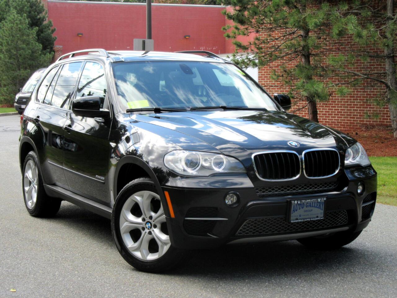 2013 BMW X5 AWD 4dr xDrive35i Sport Package Navigation Backup