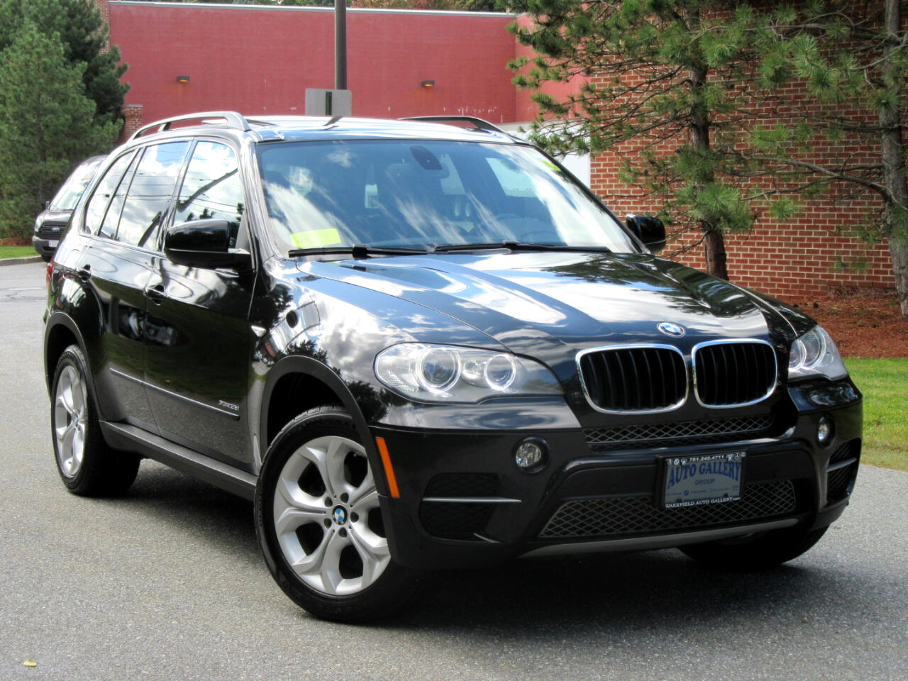 2013 BMW X5 AWD 4dr xDrive35i Sport Package Navigation Backup