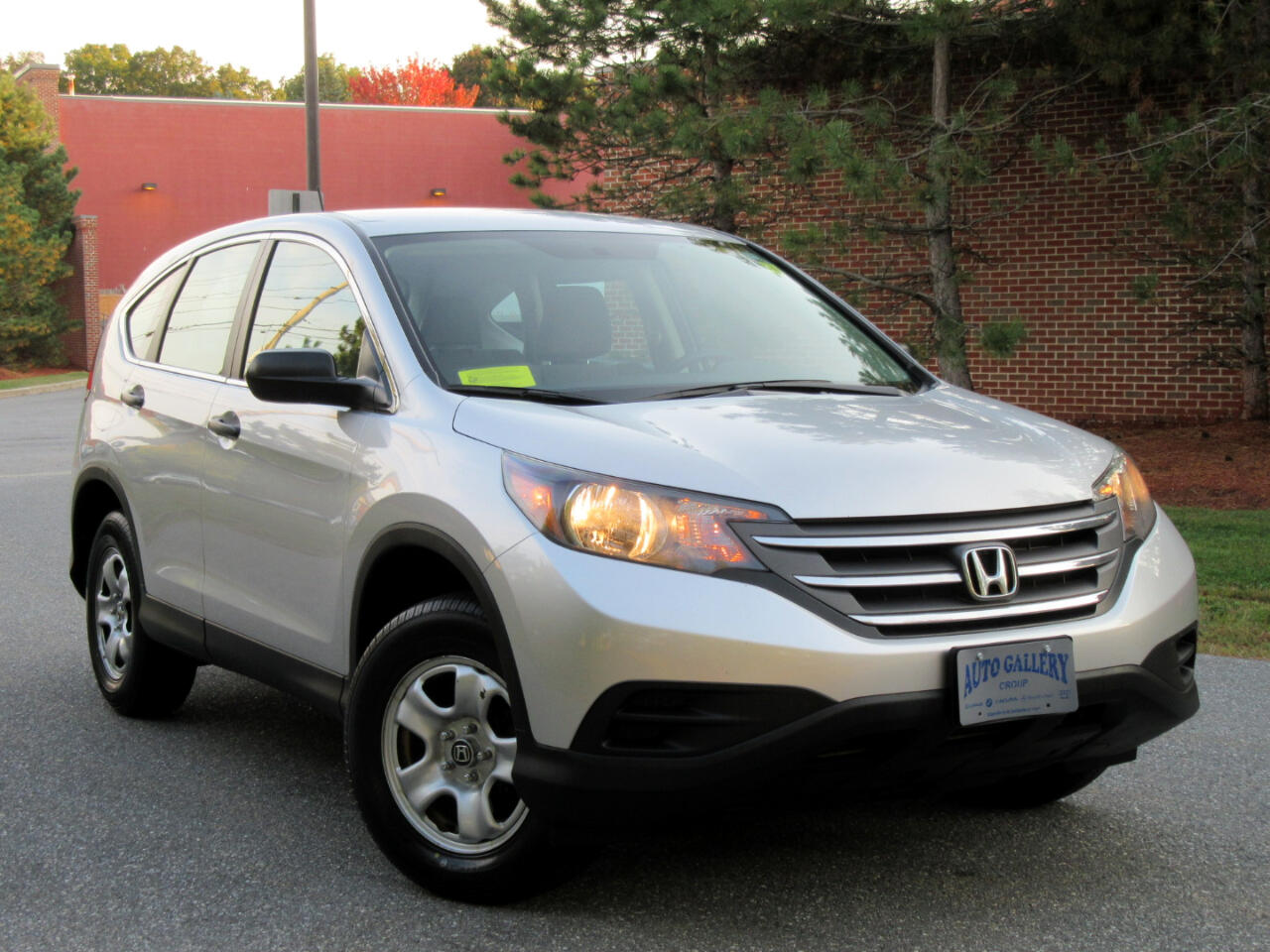 2014 Honda CR-V AWD 5dr LX Backup Camera