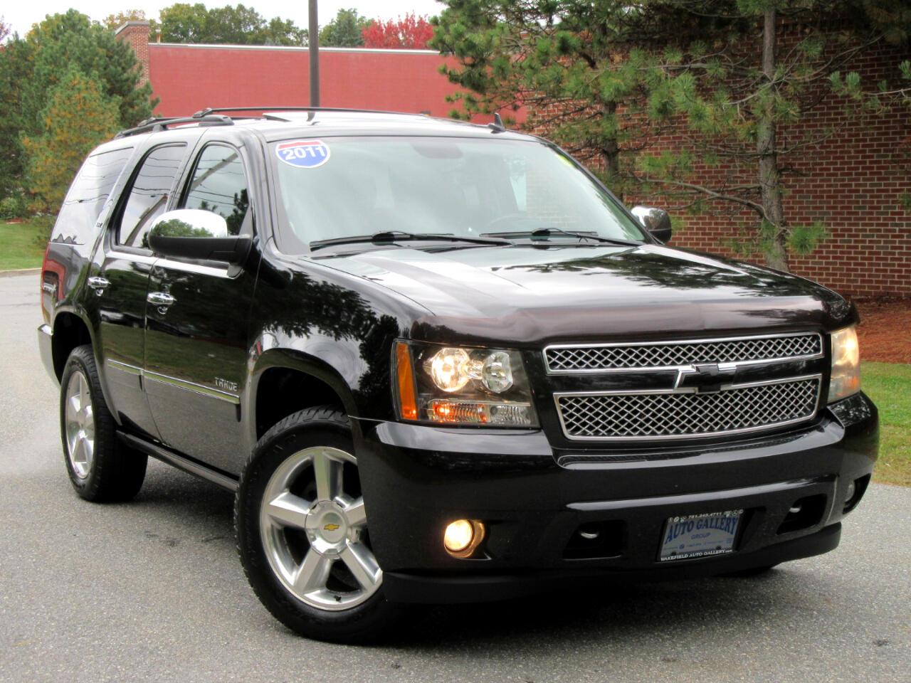 2011 Chevrolet Tahoe 4WD 4dr 1500 LTZ NAVIGATION DVD ENTERTAINMENT