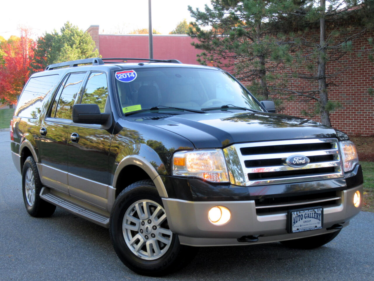 2014 Ford Expedition EL 4WD 4dr XLT