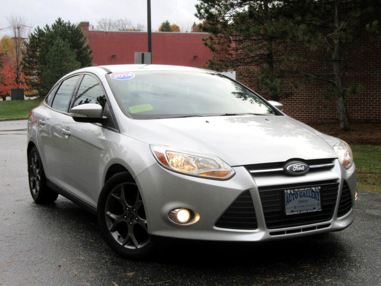 2014 Ford Focus 4dr Sdn SE Leather