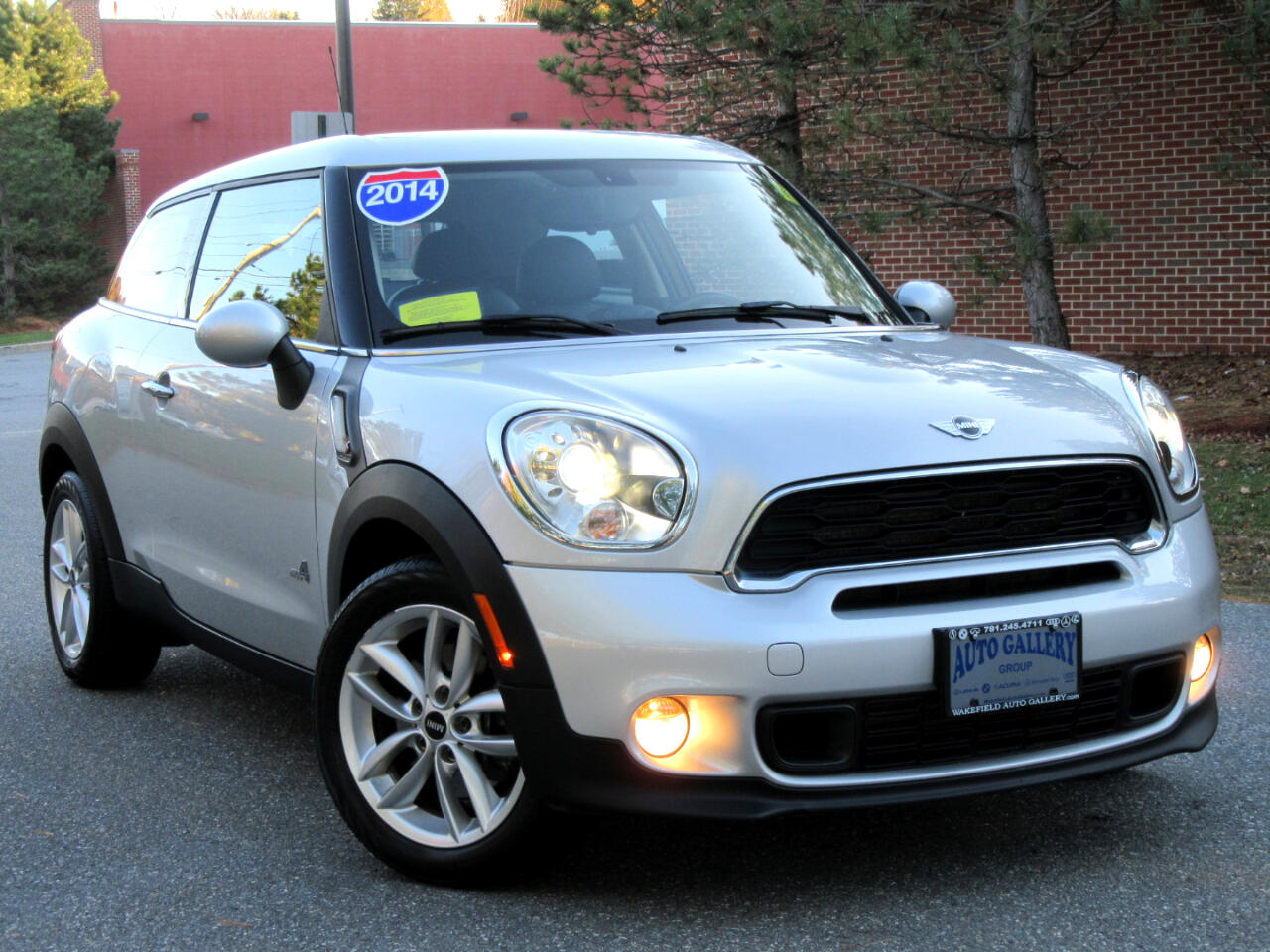 2014 MINI Cooper Paceman ALL 4 2 dr S NAVIGATION LEATHER