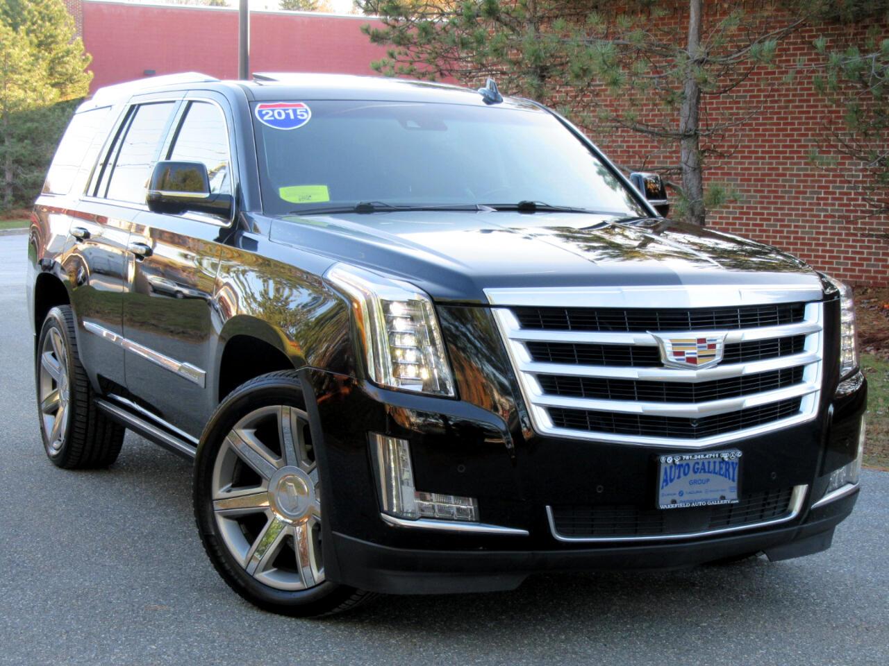 2015 Cadillac Escalade AWD PREMIUM NAVIGATION DVD ENTERTAINMENT
