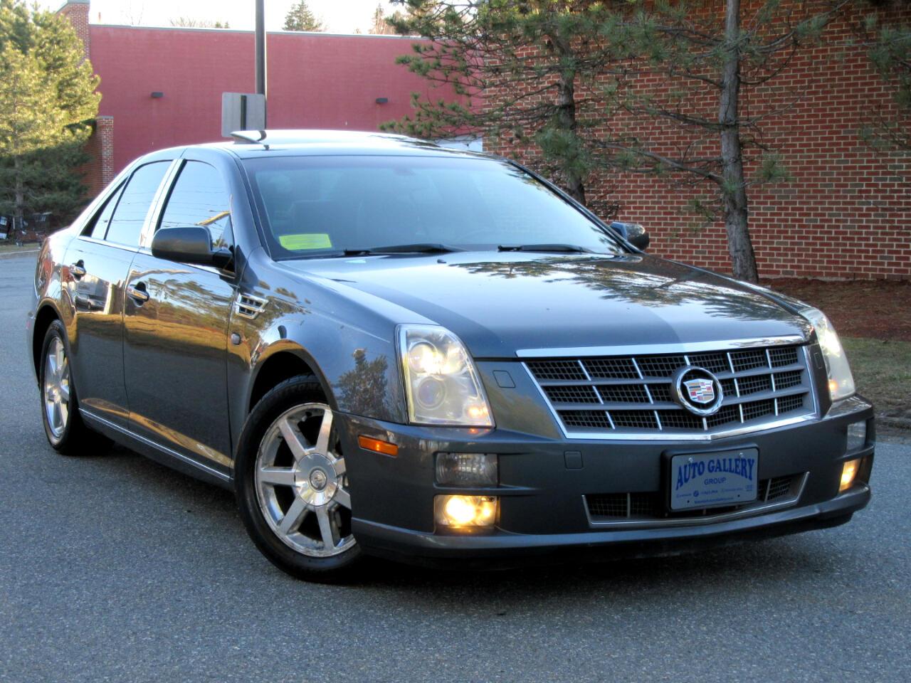 Cadillac STS 4dr Sdn V6 AWD w/1SB 2011