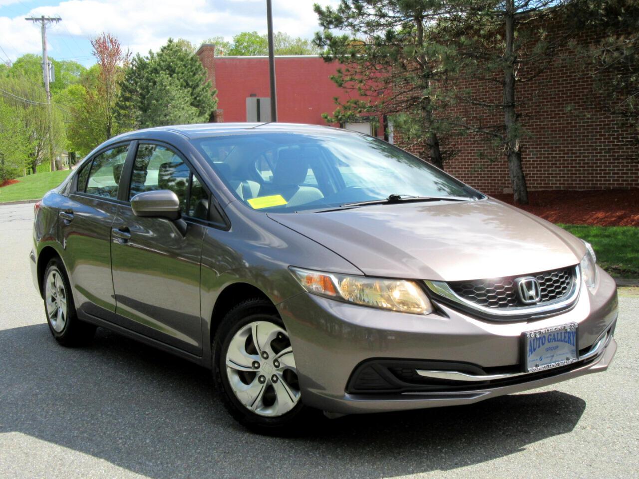 Honda Civic Sedan  2014