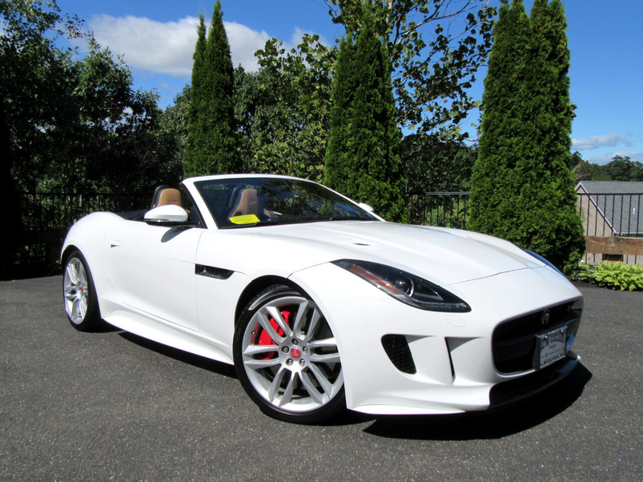 Jaguar F-Type Convertible Auto R AWD 2017