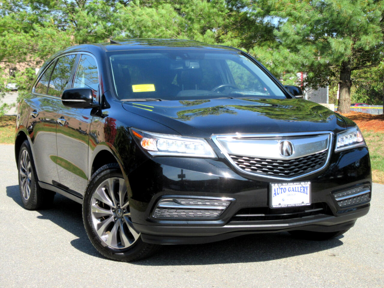 Acura MDX SH-AWD 4dr Tech/Entertainment Pkg 2014
