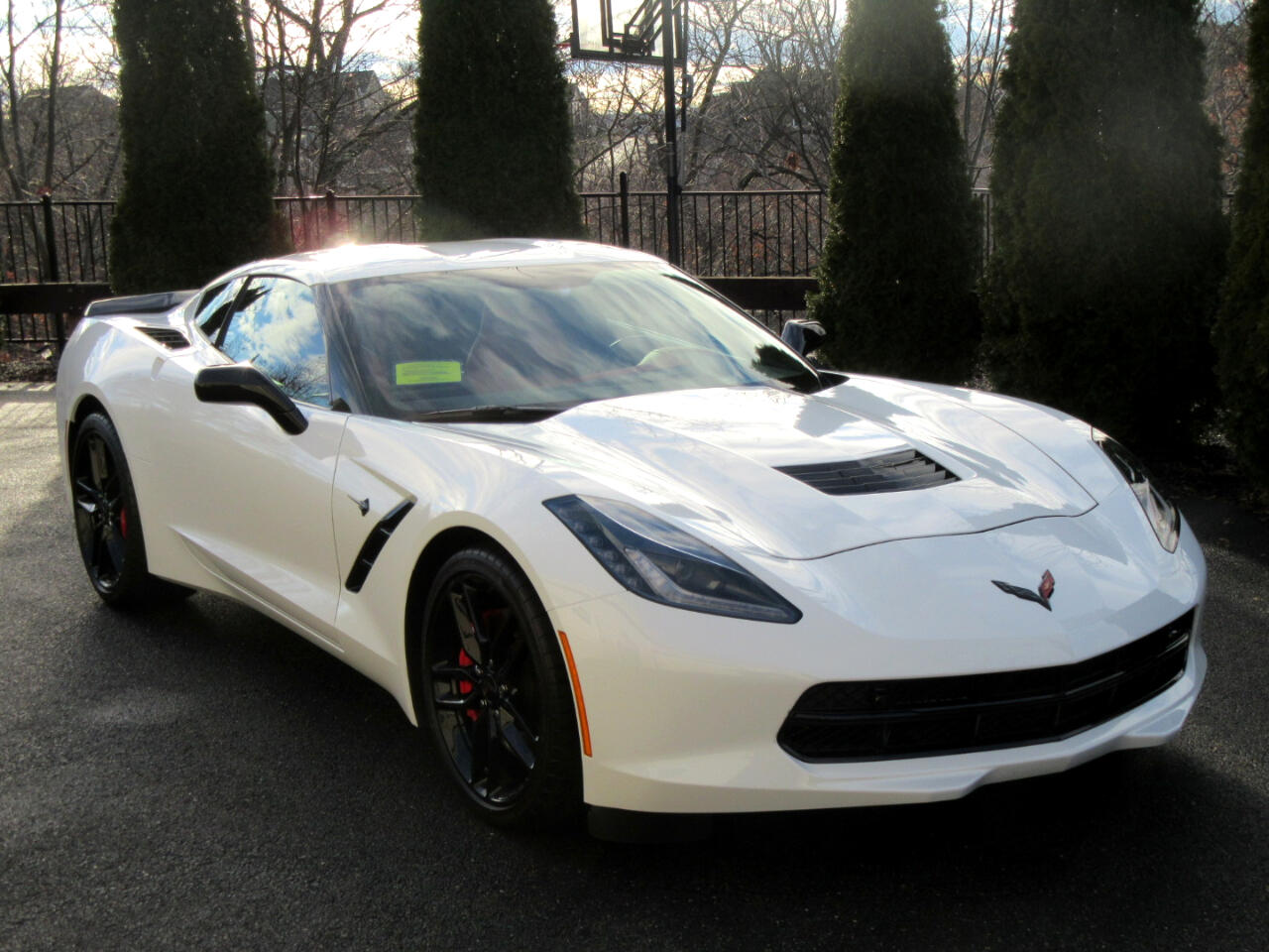 Chevrolet Corvette 2dr Stingray Z51 Cpe w/3LT 2016