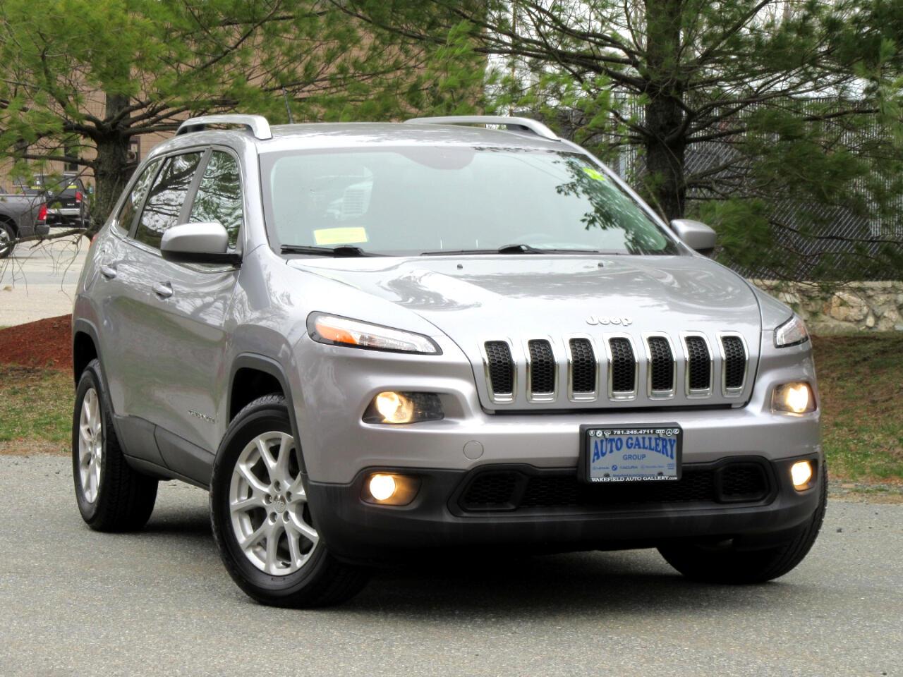 Jeep Cherokee 4WD 4dr Latitude 2014