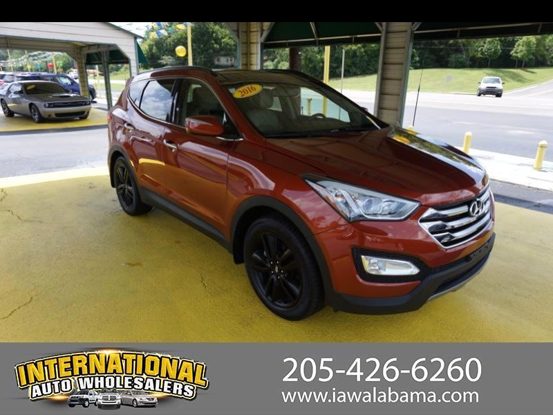 2016 Hyundai Santa Fe Sport 2.0T FWD