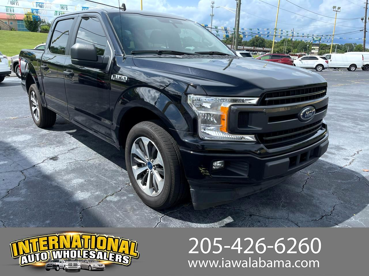 Ford F-150 XLT SuperCrew 5.5-ft. Bed 2WD 2020