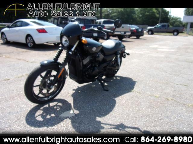 2016 Harley-Davidson Street xg750