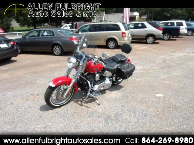 2002 Harley-Davidson FLSTF fatboy