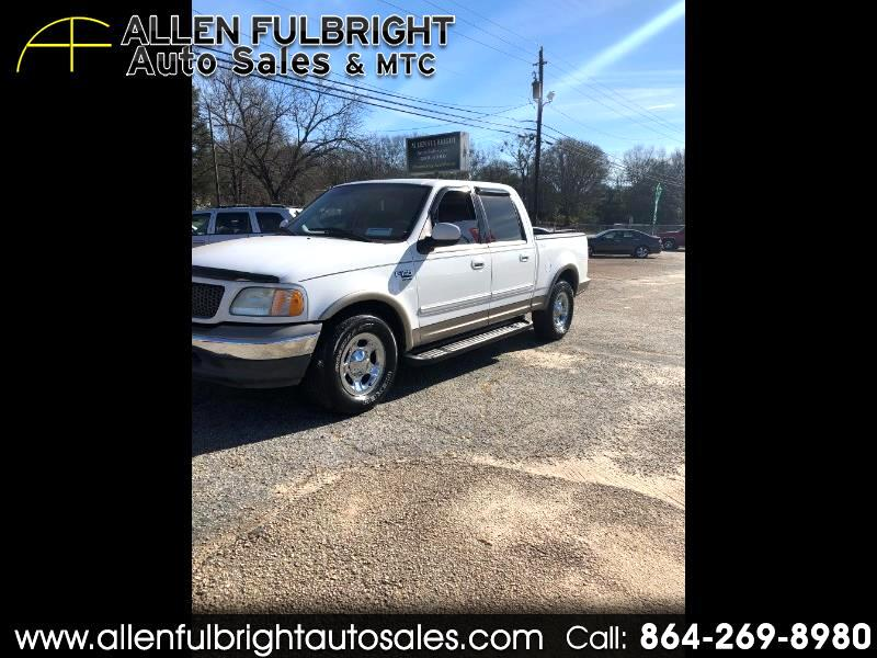 2003 Ford F-150 Lariat SuperCrew 2WD