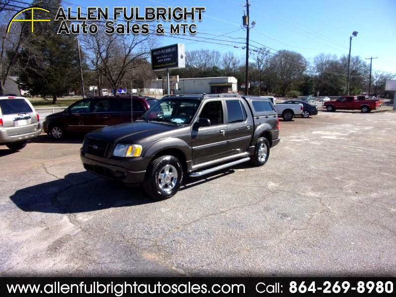 2005 Ford Explorer Sport Trac Adrenalin 2WD
