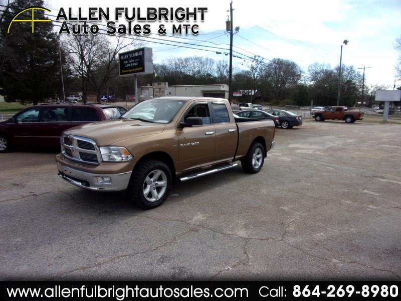 2011 Dodge Ram 1500 SLT Big Horn