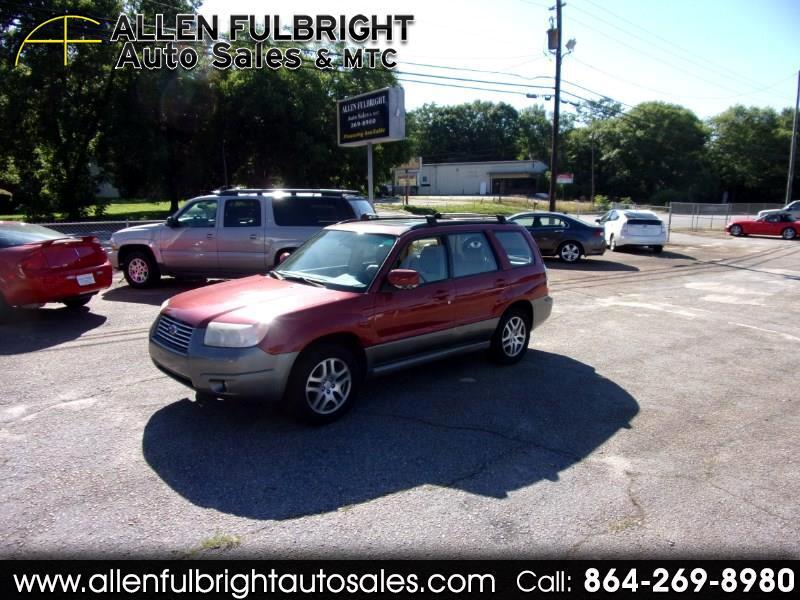 2006 Subaru Forester 2.5X L.L.Bean Edition