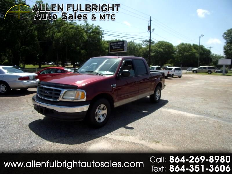 Ford F-150 XLT SuperCrew 2WD 2003