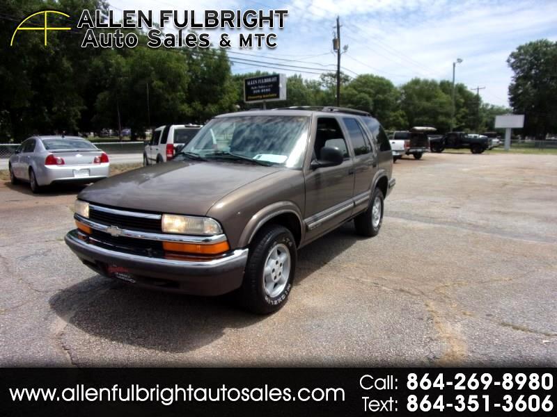 Chevrolet Blazer 4-Door 4WD 1998